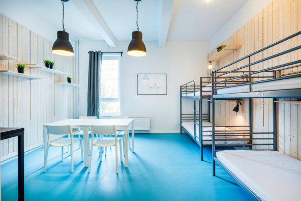 HEKTOR Design Hostels