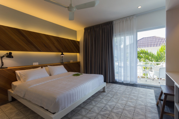 Hotell Sihanoukville'is